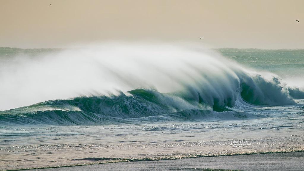 Look At Those Angry Waves At