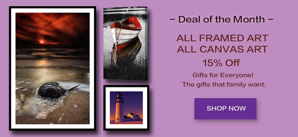 Save On Photo Art Prints, Canvas, Posters and More!! | Amazingly Beautiful Nature And Travel Photography Of Cape Cod National Seashore