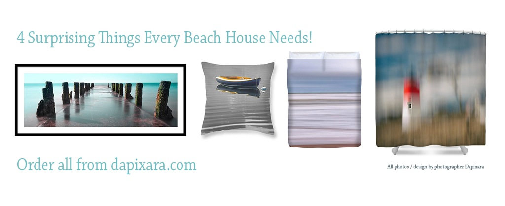 Things Every House Needs 4 surprising things every beach house needs | the official