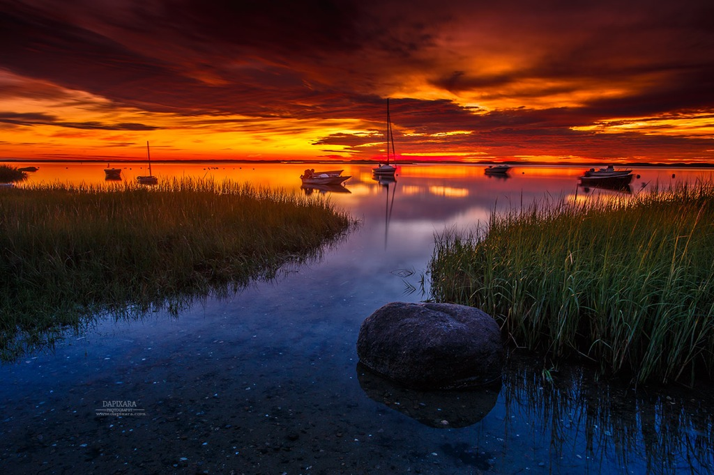 Landscape Amazingly Beautiful Nature And Travel