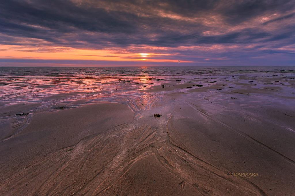 Cape Cod Sunset: Duck Harbor Beach, Wellfleet Cape Cod | BLOG