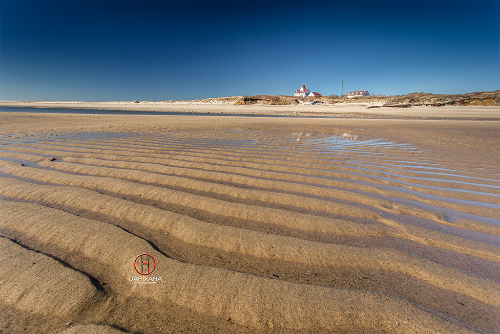 Coast Guard Beach In Eastham Cape Cod By Photographer Dapixara