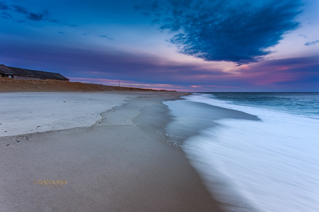 ORLEANS: Today's photogenic sunrise at Nauset beach | Amazingly Beautiful Nature And Travel Photography Of Cape Cod National Seashore