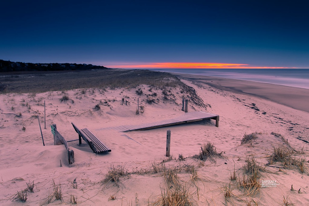Charming Sunrise Today From Nauset Beach Orleans, Mass U.S.A | BLOG