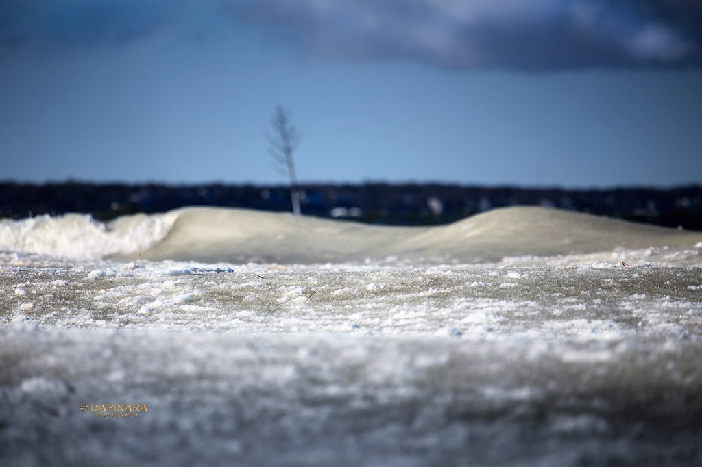 Slurpee Waves On Cape Cod Bay Today - November 23, 2018 | Amazingly Beautiful Nature And Travel Photography Of Cape Cod National Seashore