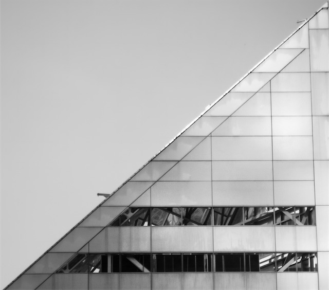 Chicago Architecture Black And White black and white architectural photography