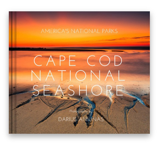 Cape Cod photography books. Shop coffee table photo book